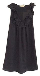 Pins and Needles short dress Black on Tradesy