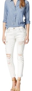 JOE'S Jeans Distressed Ankle Skinny Jeans-Distressed