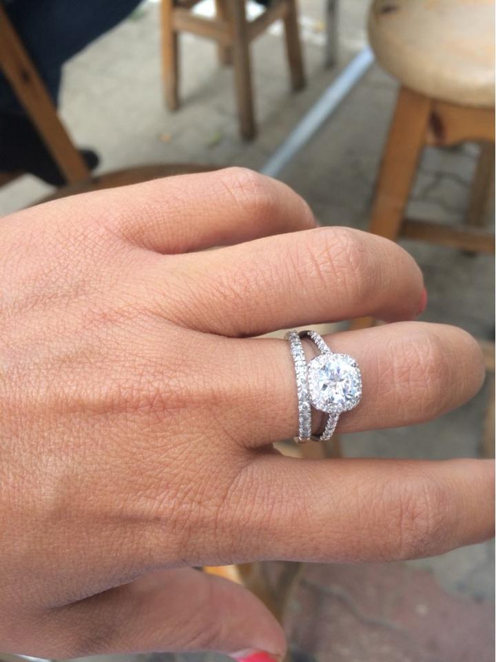 ritani ring celebrity anthony carat upgrades blog engagement lala rings