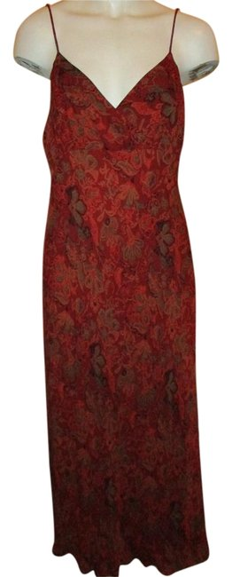 Preload https://item5.tradesy.com/images/inc-international-concepts-red-multi-silk-mid-length-night-out-dress-size-8-m-172514-0-2.jpg?width=400&height=650