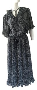 Maxi Dress by Diane Freis Ltd. Printed