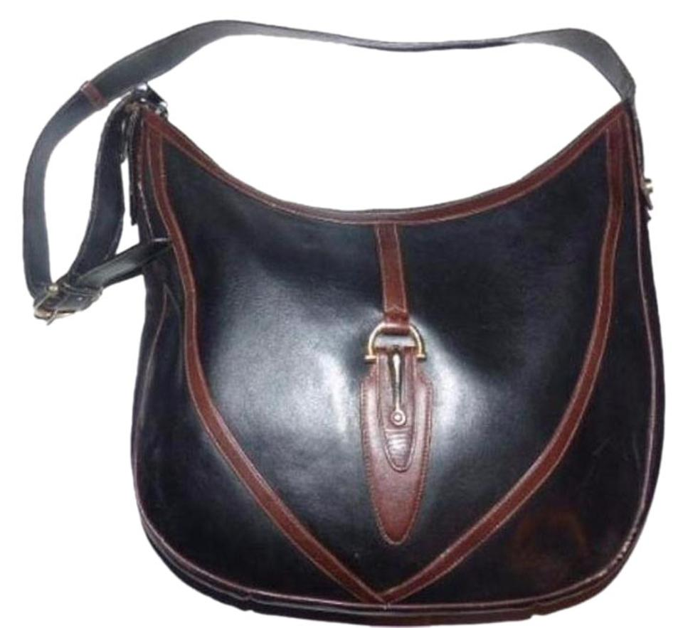 3a2297b1c Gucci Leather Bohemian Early Jackie O Style Hobo Shoulder Excellent Vintage  Hobo Bag Image 0 ...