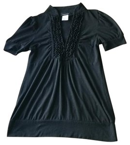 Fleurish Top Black
