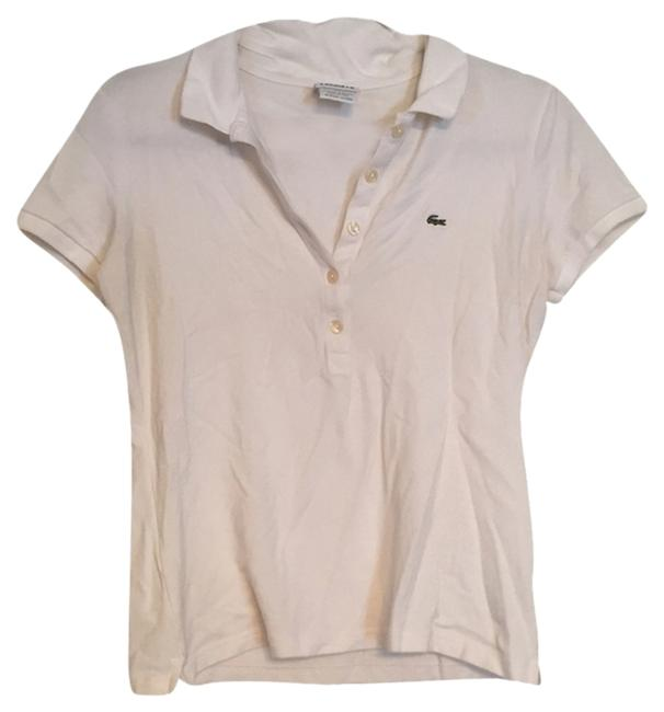 Preload https://item1.tradesy.com/images/lacoste-white-t-shirt-1725230-0-0.jpg?width=400&height=650
