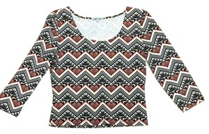 Charlotte Russe Top Tribal