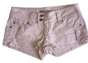 YMI Jeans Mini/Short Shorts Tan