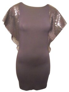 A|X Armani Exchange Knit Sequin Dress