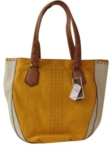 orYANY Tote in Yellow