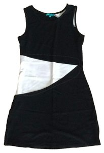 Other short dress black white on Tradesy