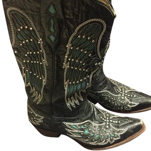 Corral Black Boots