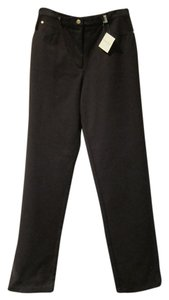 St. John Straight Pants Brown (New Oak)