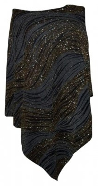 Preload https://img-static.tradesy.com/item/17254/chico-s-black-and-gold-shimmer-travelers-poncho-tigeress-night-out-top-size-os-one-size-0-0-650-650.jpg