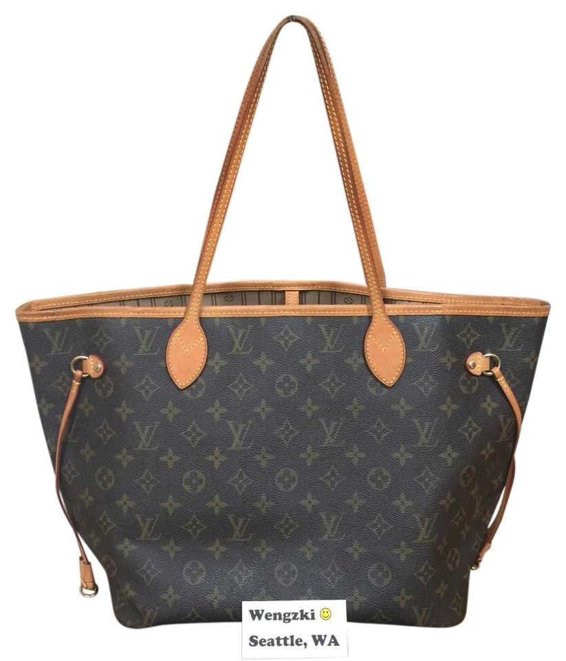 c7854bf24bac Louis Vuitton Tote in Neverfull MM in Great Pre-owned Condition.  Professionally Authenicated by ...