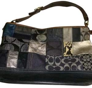 Coach Patchwork Hobo Bag