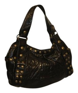 Kooba Classic Studded Shoulder Bag
