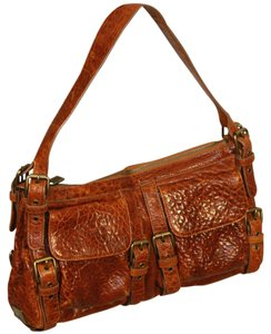 Kooba Classic Leather Multi-pocket Shoulder Bag