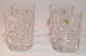 Ralph Lauren Lauren by Ralph Lauren Double Old Fashioned Glasses (Set of 4)