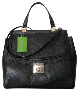 Kate Spade New With Tag Satchel in Black