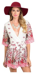 Other Boho Sexy V-neck Dress