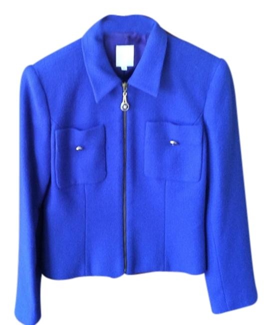 Preload https://img-static.tradesy.com/item/1725623/neiman-marcus-blue-no-spring-jacket-size-4-s-0-0-650-650.jpg