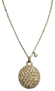 CRISLU Brilliant Pave Necklace