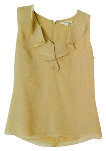 Banana Republic Top Yellow (mustard)
