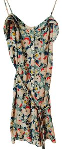 Kimchi Blue short dress Floral Urban Outfitters on Tradesy