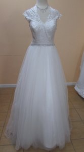 DaVinci Bridal 50296 Wedding Dress