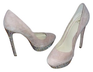 B Brian Atwood Upc 0740343841396 Nude Beige Pumps