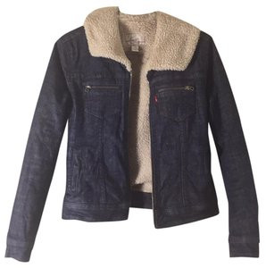 Levi's Denim/blue Womens Jean Jacket