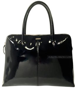 Kate Spade Patent Leather Business Laptop Bag
