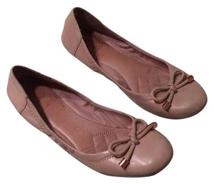 Vince Camuto Nude Flats