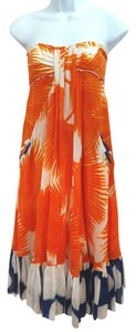 Maxi Dress by Diane von Furstenberg Dvf Cotton