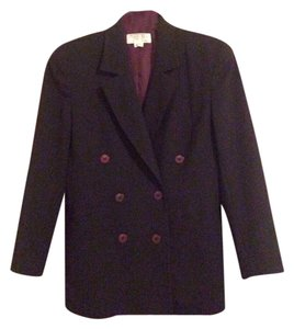 Christian Dior Navy Blue Blazer