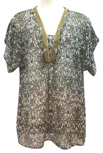 Badgley Mischka Tunic Top