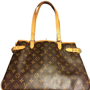 Louis Vuitton Tote in Brown/Honey