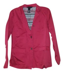 Dialogue Red Jacket