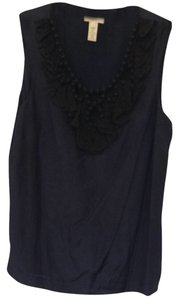 J.Crew Top Navy and Black