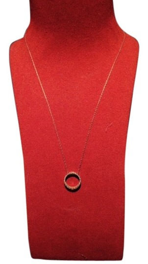 Kay Jewelers silver tiny chain with little diamond beads