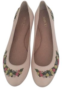 RED Valentino Pink Flats