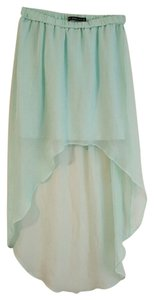 Zara Skirt Mint Green