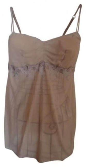 Other short dress Taupe Xl Mesh Lingerie on Tradesy