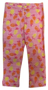 Lilly Pulitzer Capris Pink