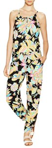 Trina Turk Jumpsuit Floral Nylon Dress