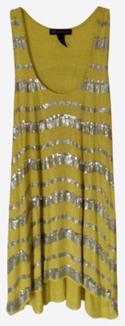 Preload https://img-static.tradesy.com/item/17262/inc-international-concepts-yellow-green-sparkly-long-night-out-dress-size-8-m-0-0-650-650.jpg