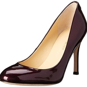 Ivanka Trump Plum Pumps