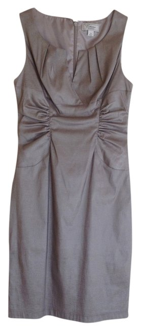 Preload https://img-static.tradesy.com/item/1726250/dressbarn-silver-special-night-knee-length-cocktail-dress-size-10-m-0-0-650-650.jpg