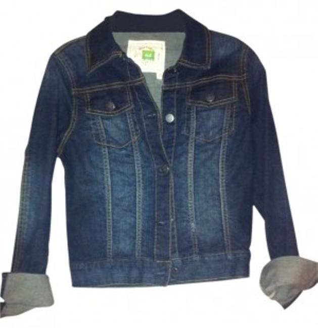 Anthropologie Denim Womens Jean Jacket