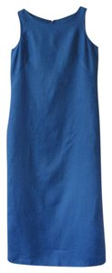 Blue Maxi Dress by Casual Corner