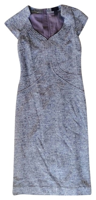 Preload https://img-static.tradesy.com/item/1726272/banana-republic-grey-br-classic-collection-above-knee-workoffice-dress-size-0-xs-0-1-650-650.jpg